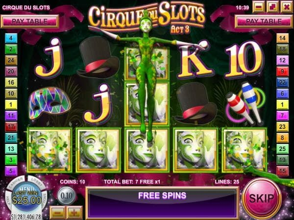 Horror Circus Slots - Review & Play this Online Casino Game