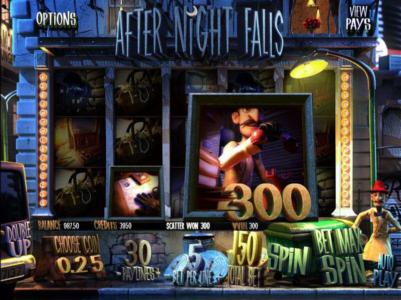 After Night Falls Slot Review - Play it Free