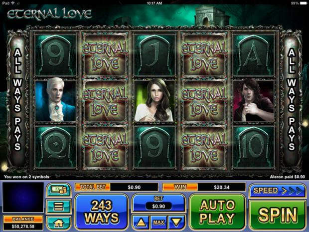 Eternal Love Slots - Free Online RTG Slot Machine Game