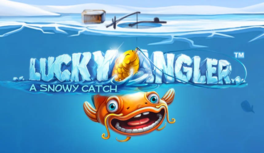 lucky angler a snowy catch casino