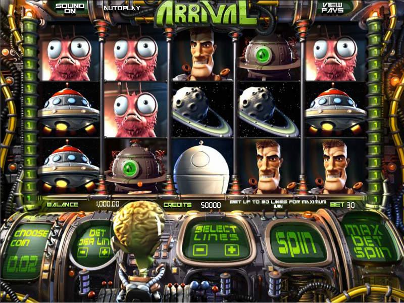 arrival casino
