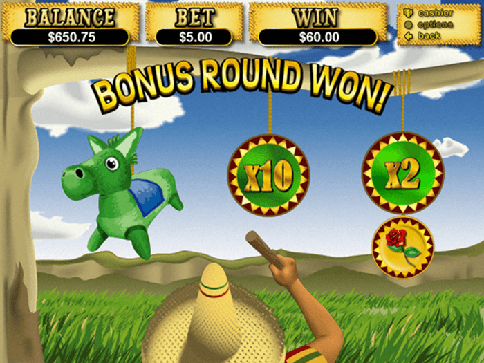 Piñata Bandidos Slot - Play Free Casino Slot Machine Games