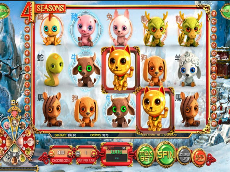 seasons casino