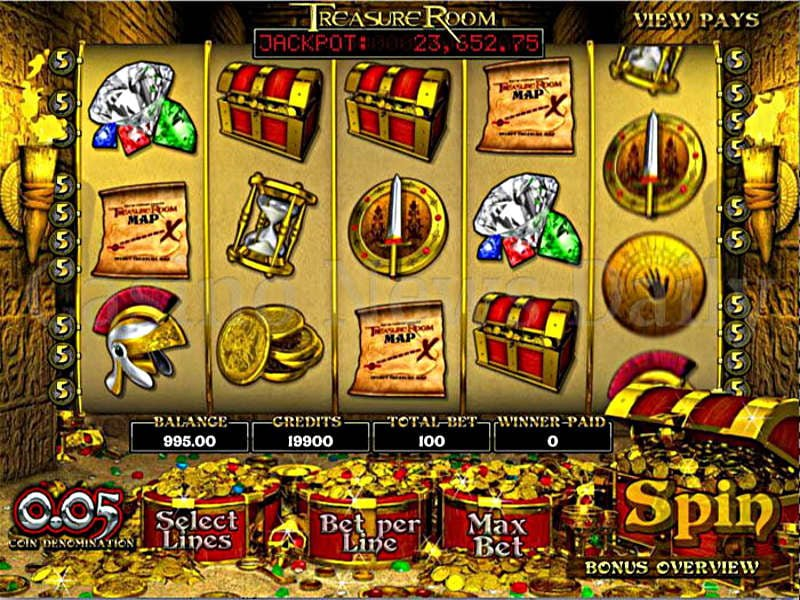 Treasure-Room-Slot