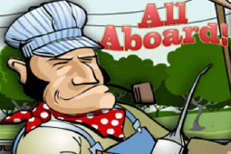 All Aboard Slot Review & Bonus