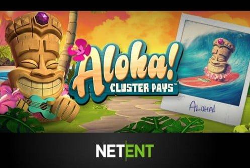Aloha Cluster Pays Slot Review & Bonus