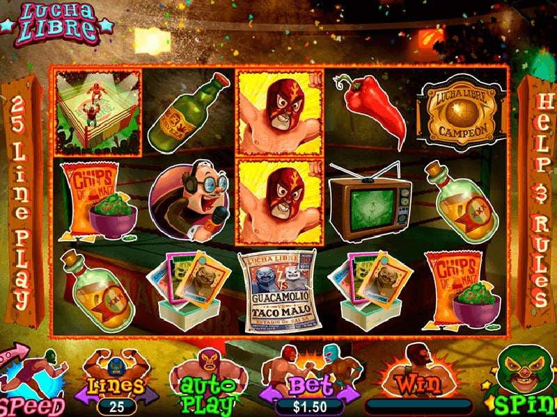 lucha-libre-slot