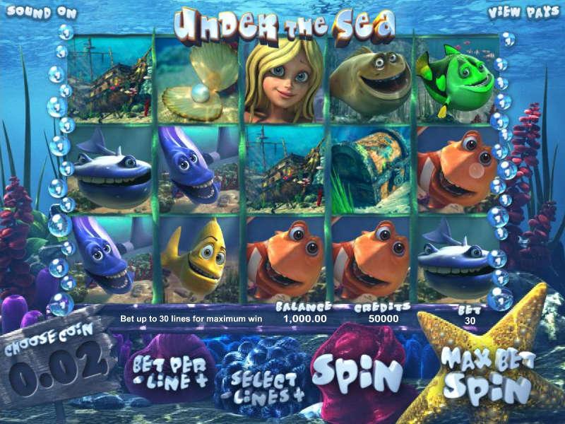 sea slots