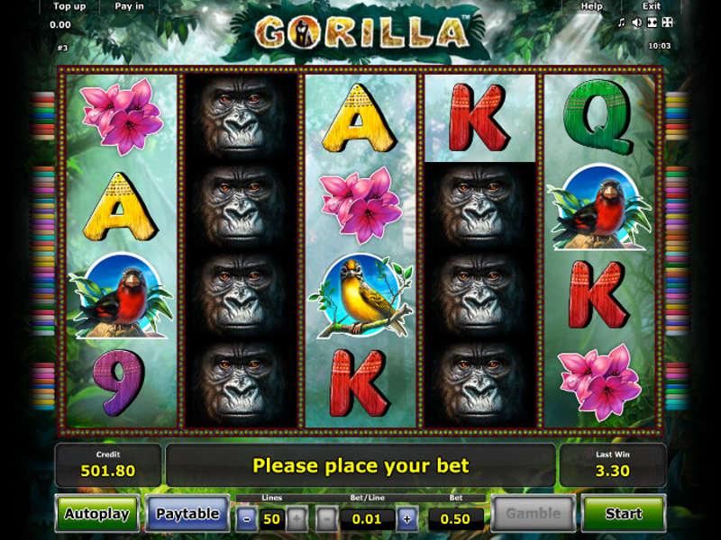Gorilla-Slot
