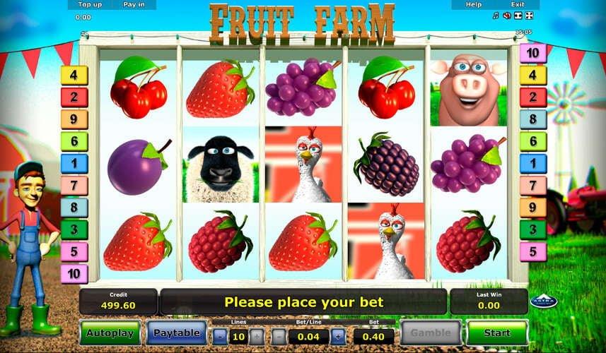 fruit-farm slot
