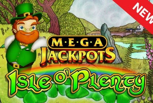 MegaJackpots Isle o Plenty Progressive Jackpot - Rizk Casino