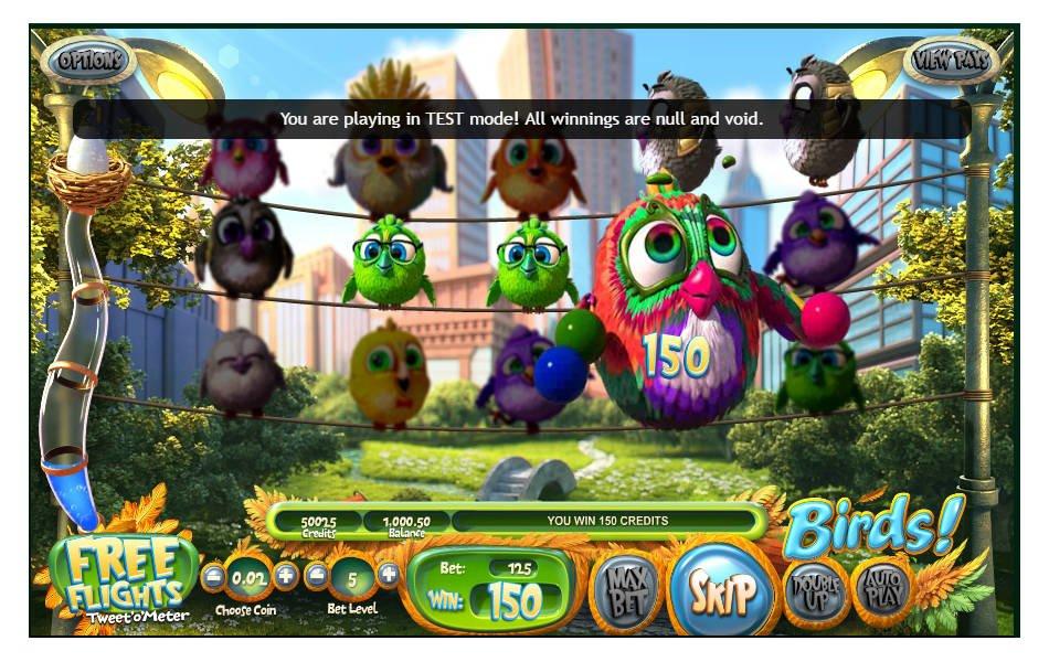 Money park birds slot machine online betsoft demo bar