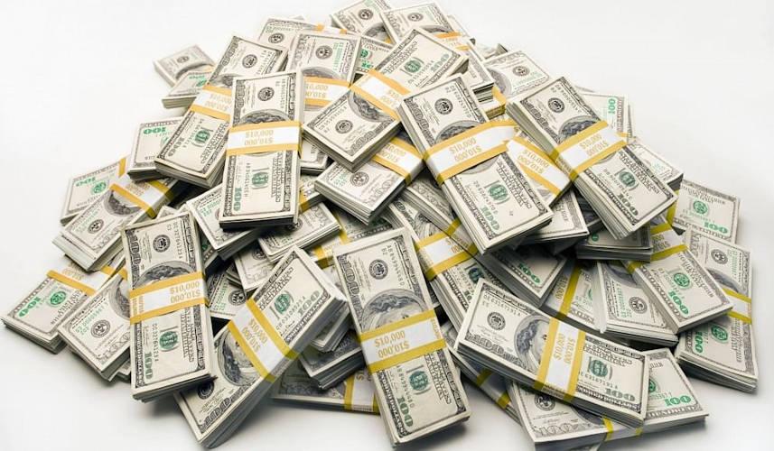 progressive jackpot money