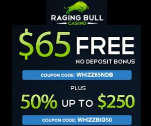 raging bull 65 free