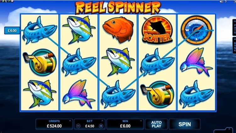 Reel-Spinner-Slot