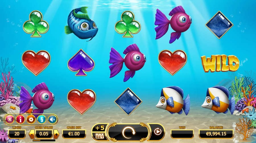 golden-fish-tank slot