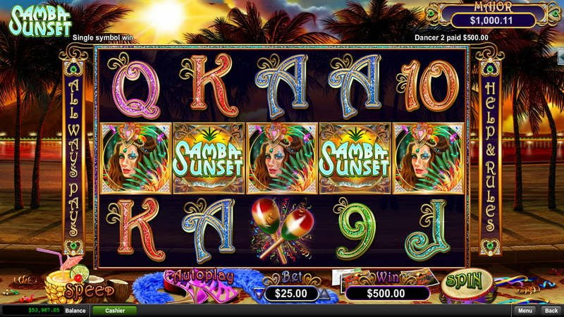 samba slots