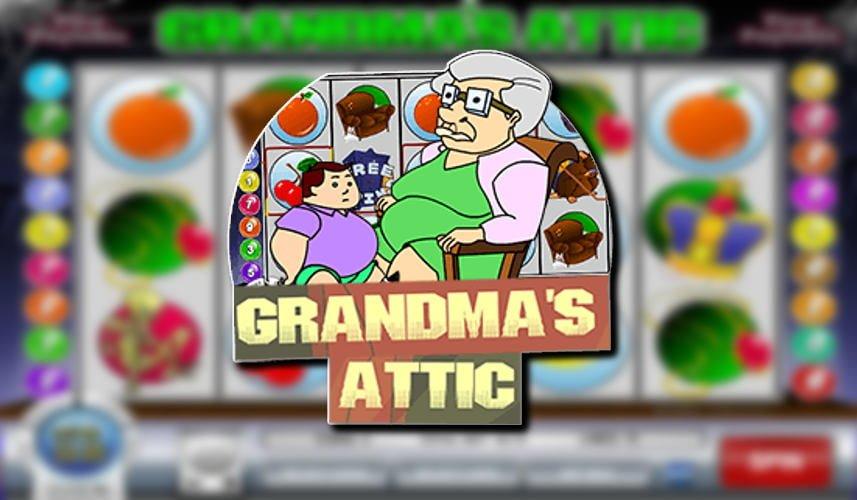 GrandmaS Attic Website