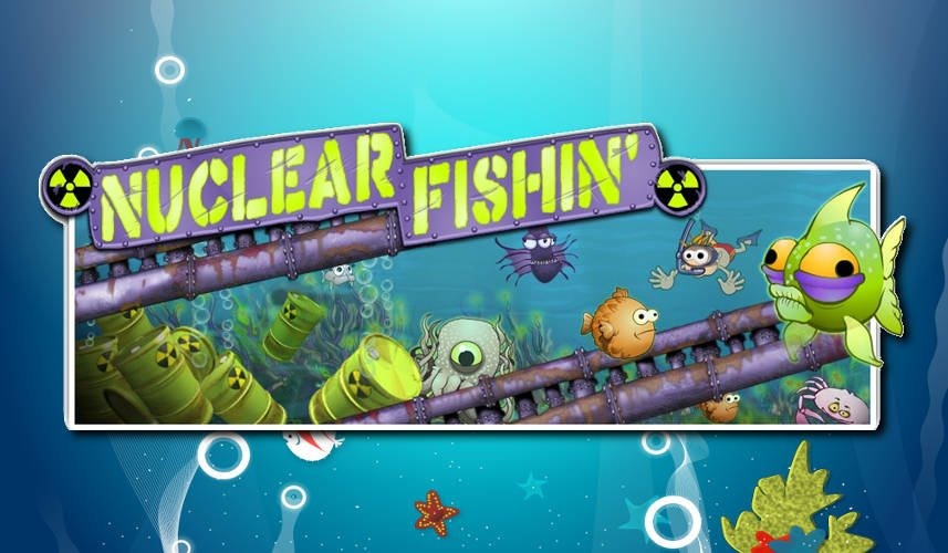 Spiele Nuclear Fishin - Video Slots Online