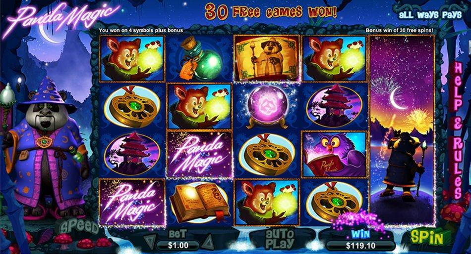 Panda Magic RTG Slot