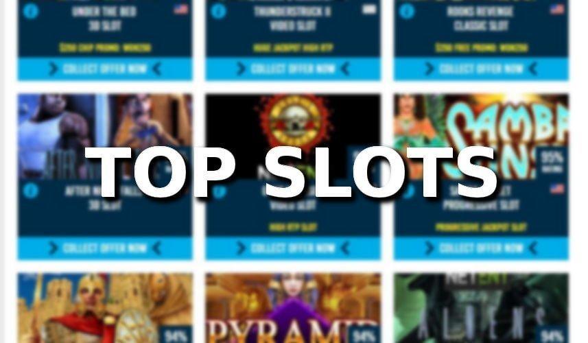 Slots top