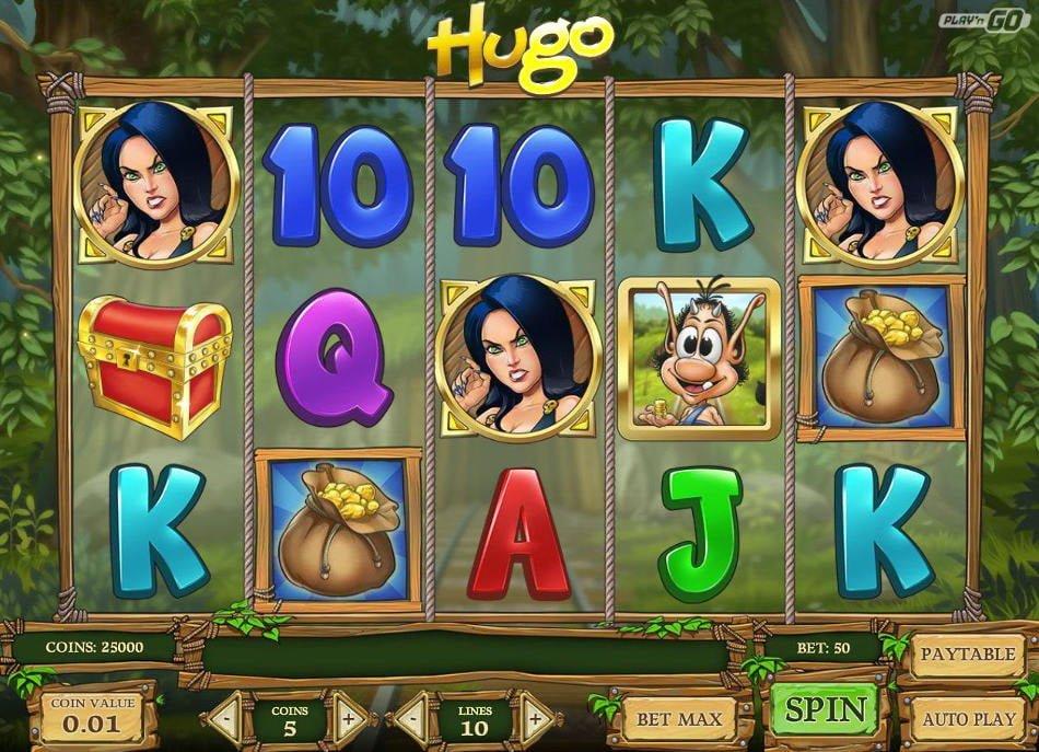hugo casino