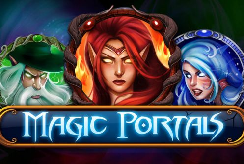 Magic Portals Online Slot - NetEnt - Rizk Online Casino Sverige