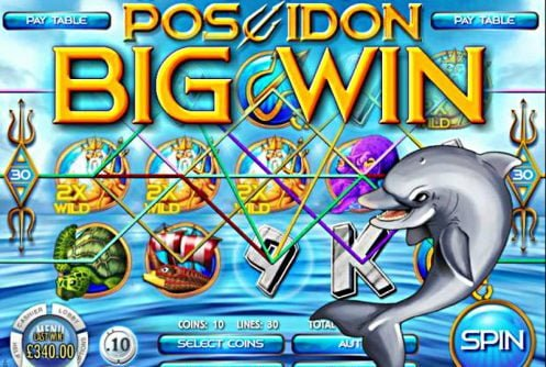 Rise of Poseidon Slot - Review and Free Online Game