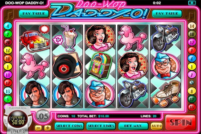 doo-wop-daddyo slot