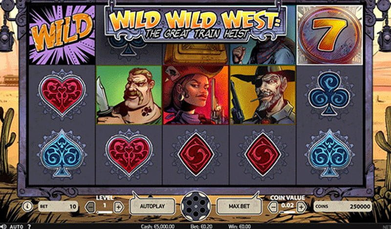 Wild West Slot Review & Free Instant Play Casino Game