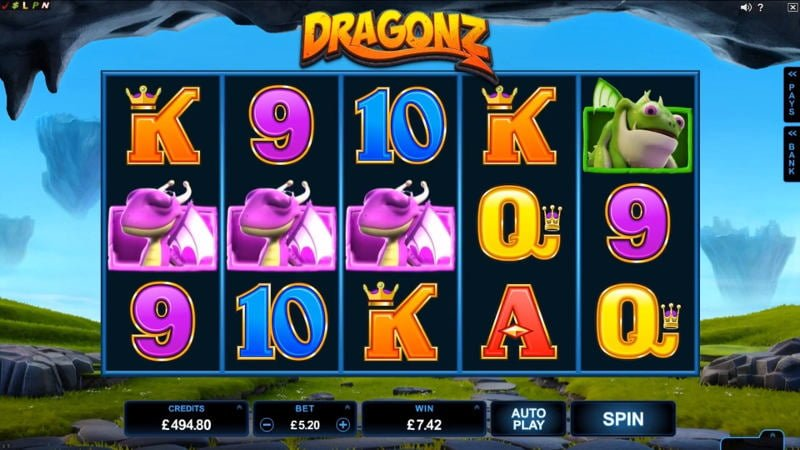 Dragonz Slots