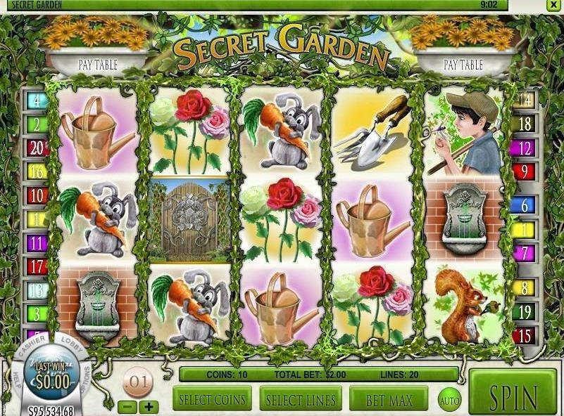 secret-garden-slot