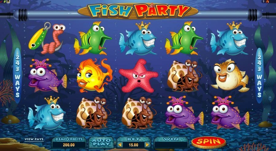 fish-party-slot