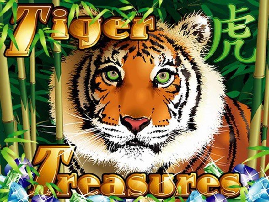 Spiele Tiger Treasures - Video Slots Online