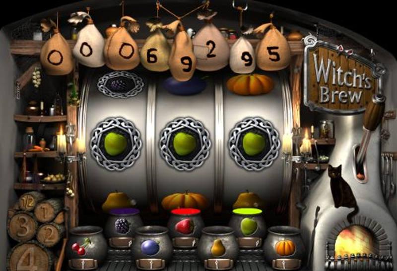 Spiele WitchS Brew - Video Slots Online