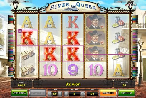 River Queen Video Slot Machine – Play the Free Online Demo