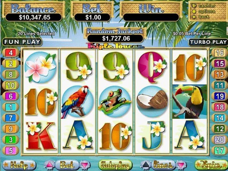 777 slots casino game