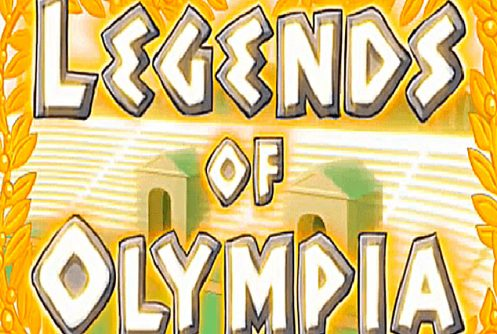 Legends of Olympia Online Slot - Review and Free Play Game
