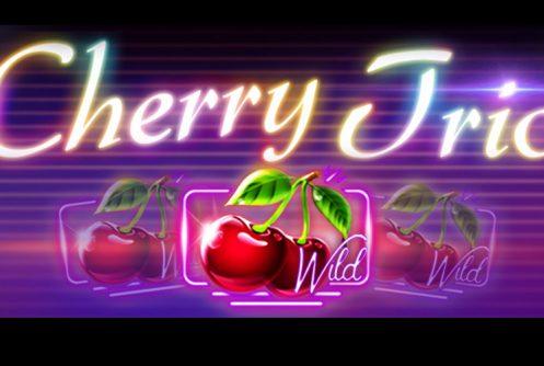 Slots of Cherry Trio €250 Bonus