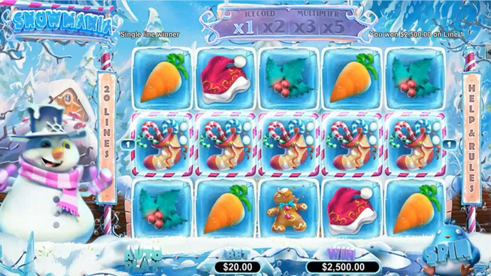snowmania-slot