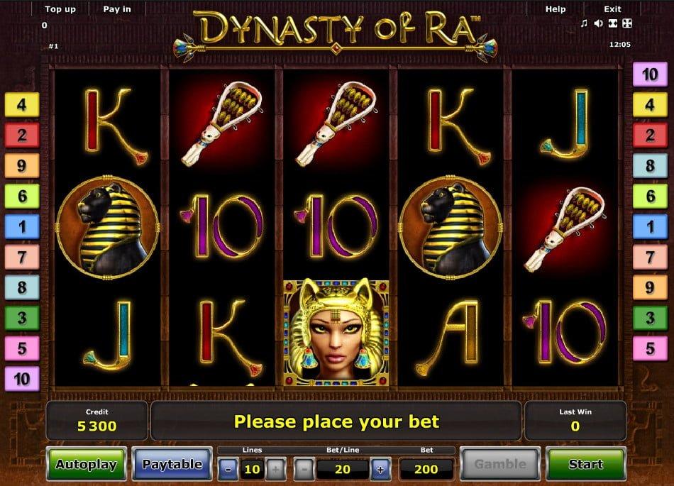 dynasty-of-ra-slot