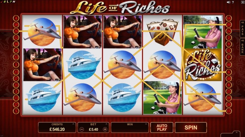 lucky lady online casino