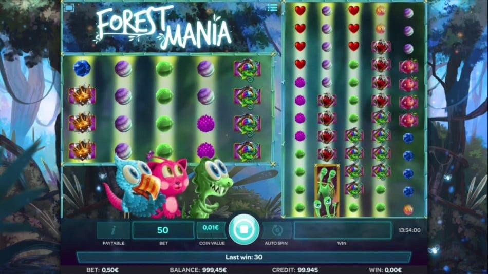 Mania Slots
