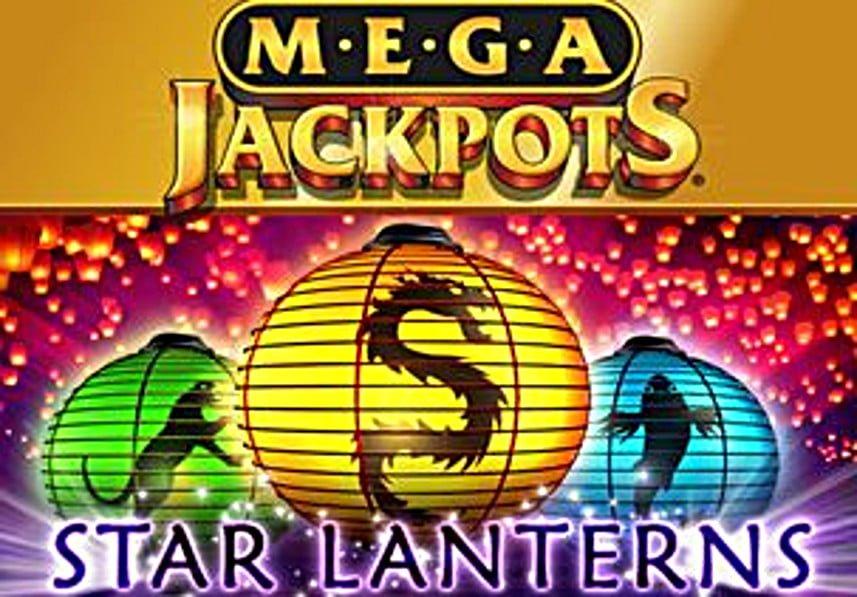 Star Lanterns Mega Jackpots Slot - Play Penny Slots Online