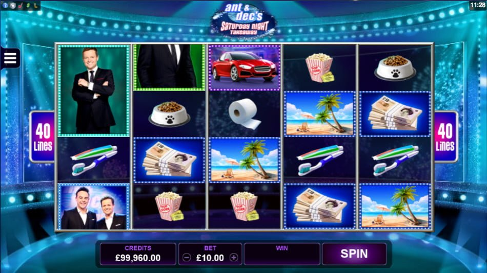Spectacular Slots - Free Online Casino Game by Microgaming
