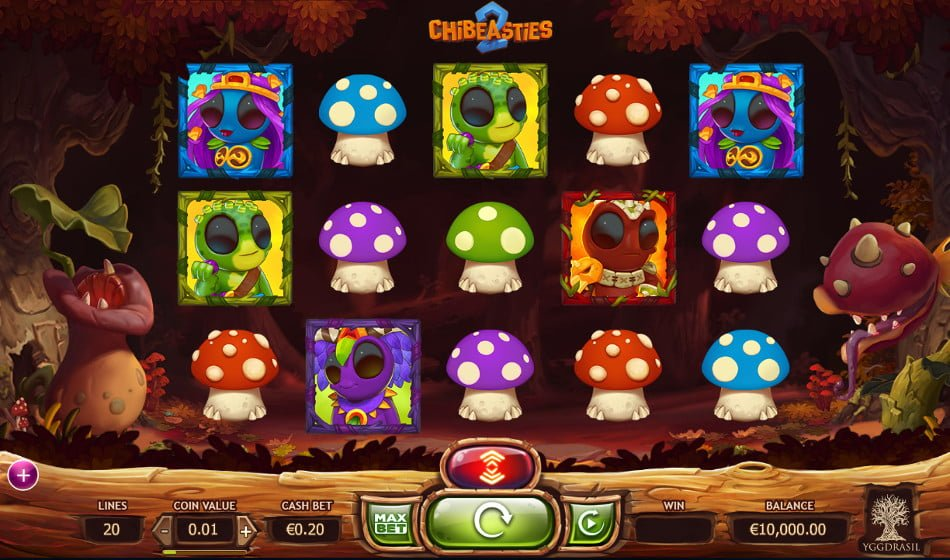 chibeasties slot play