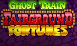 ghost train fairground fortunes