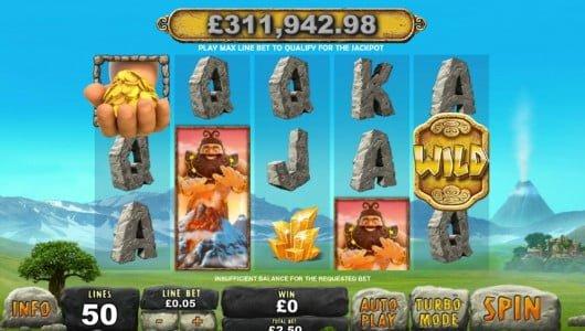 jackpot giuants slot