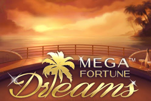 mega dreams fortune netent progressive