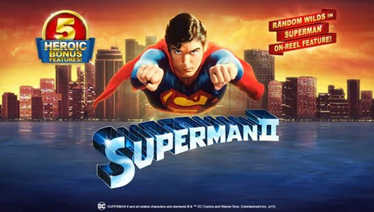 superman 2 playtech progressive